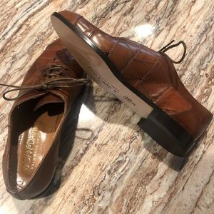 Joan & David VIntage New Lace Up Loafer